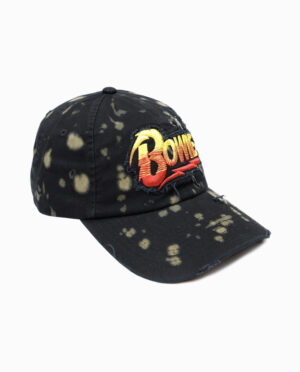Bowie Bleached Dad Hat