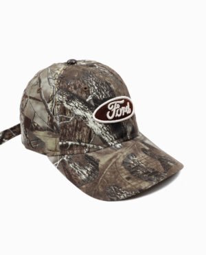 Ford Camp Hat Side View