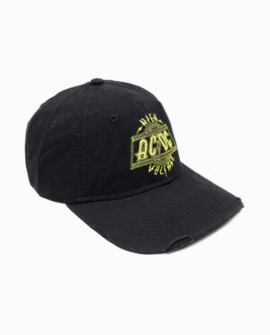 AC/DC High Voltage Low Profile Hat
