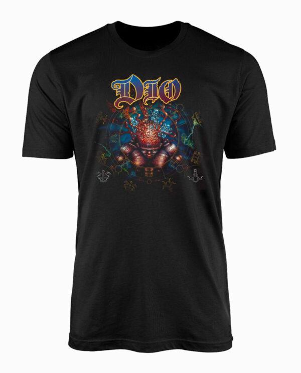 Dio Strange Highways T-Shirt Main Image