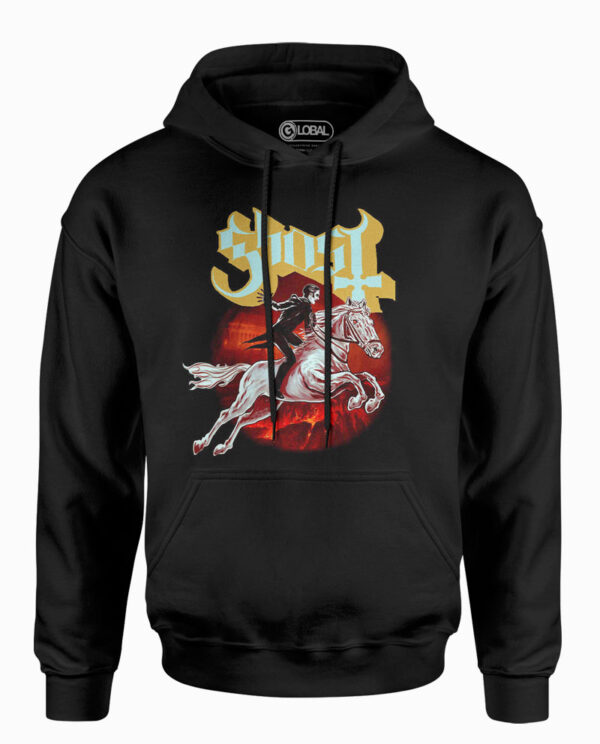 Ghost A Pale Horse Hoodie Main Image