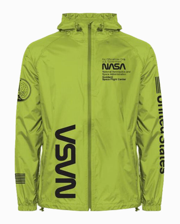 NASA Neon Green Jacket