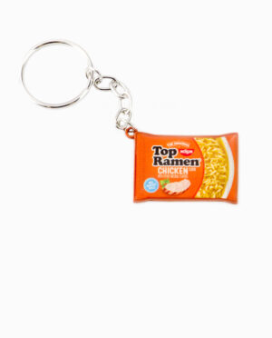 Nissin Top Ramen Keychain