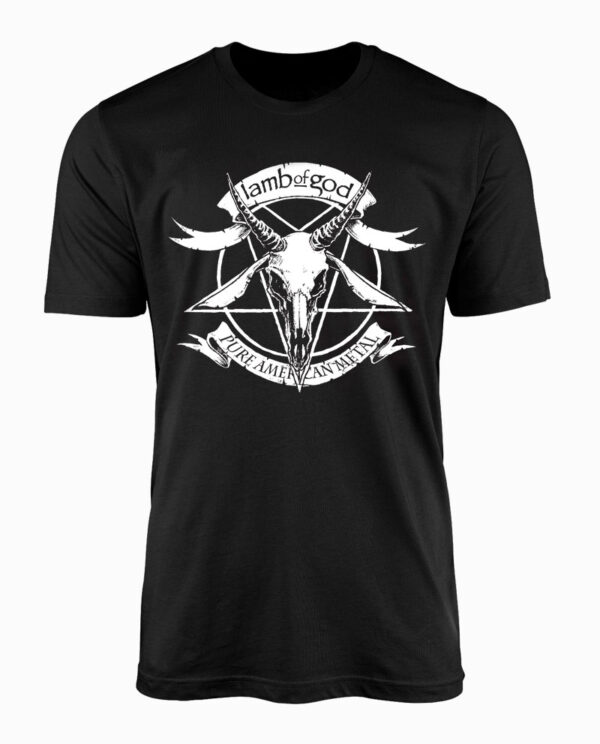 Lamb of God Divine Influence T-Shirt Main Image