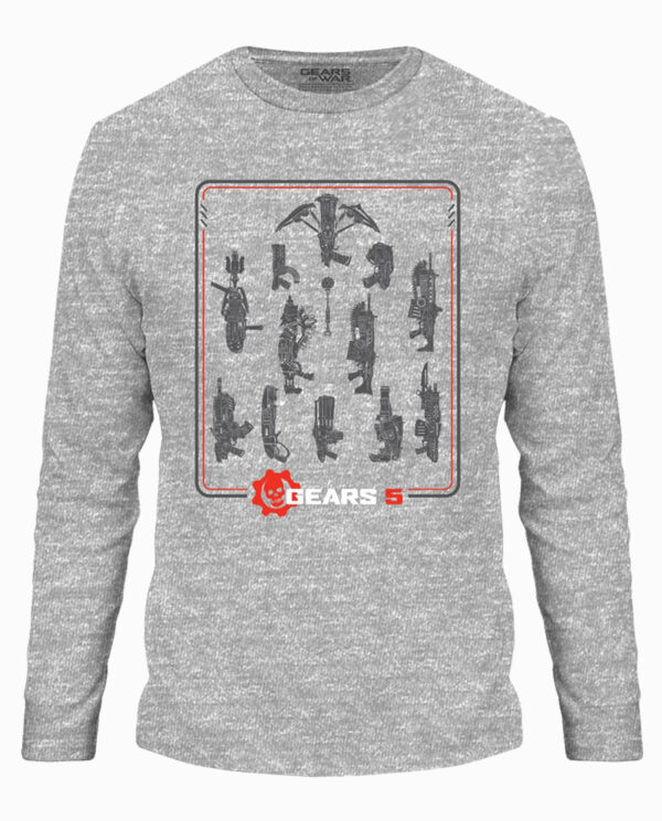 Gears of War Armament T-Shirt