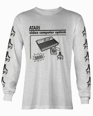 LS284878ATA-Atari-2600-LS-Tshirt