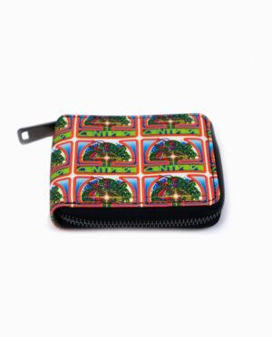 Atari Centipede Zipper Wallet