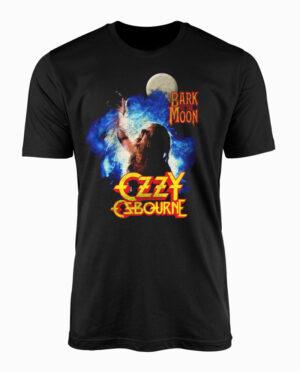 Ozzy Osbourne Bark At The Moon Black T-Shirt