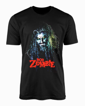 Rob Zombie Hellbilly Deluxe Black T-Shirt