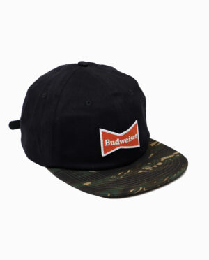 Budweiser Tiger Camo Hat