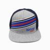 Natural Light Stripe Hat