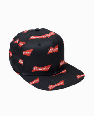 Budweiser All Over Print Hat