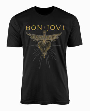 TS00715BJVU-Bon-Jovi-Heart-Dagger-Tshirt