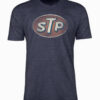 STP Distressed Navy T-Shirt