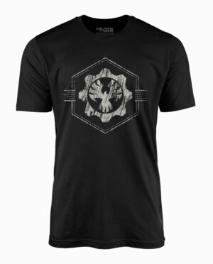 Gears of War Distressed T-Shirt