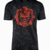 Gears of War Distressed Mineral Wash T-Shirt