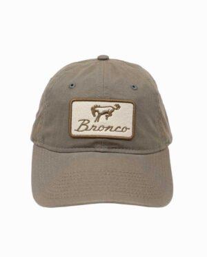 BA11960FRDU-ford-bronco-brn-hat_front