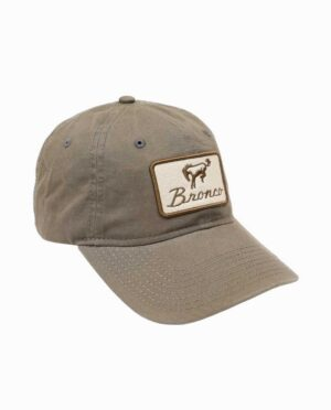 Ford Bronco Brown Hat