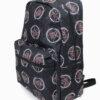 Slayer Repeat Print Black Backpack