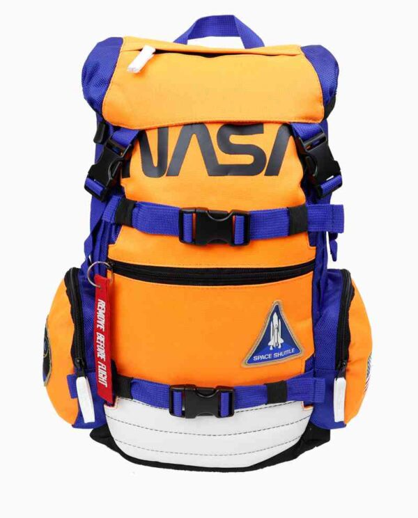 NASA Flight Suit Backpack Main Image