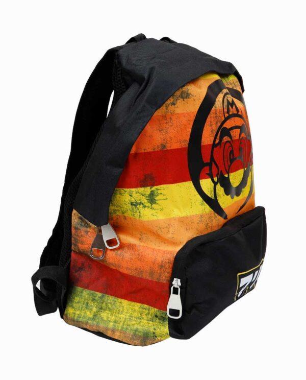 Nintendo Striped Backpack