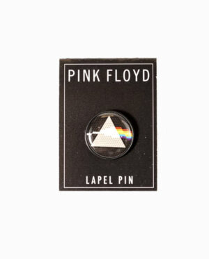 Pink Floyd 40th Anniversary Dark Side of the Moon Lapel Pin