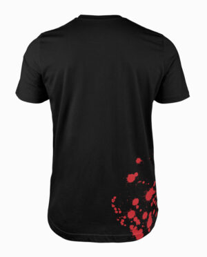 Bloodshot Splatter T-Shirt