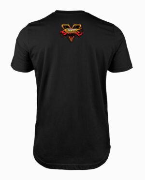 Street Fighter Ryu-Ken T-shirt