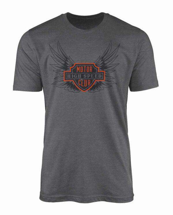 Motor High Speed Club T-shirt