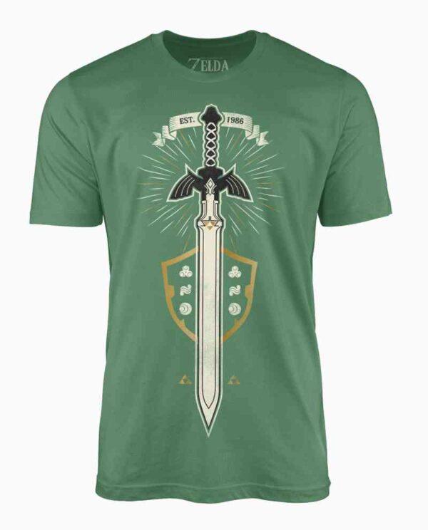 Legend of Zelda Sword T-Shirt Main Image