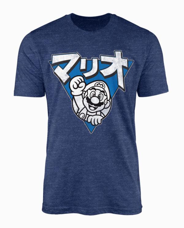 Super Mario Triangle Shirt