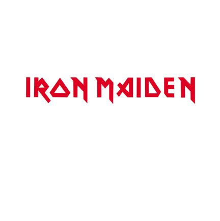 Iron Maiden brand logo