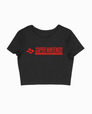 super-nintendo-cropped-tshirt