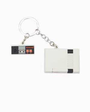 Nintendo – NES 3D Rubber Keychain