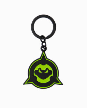 Battletoads Dual Sided Keychain