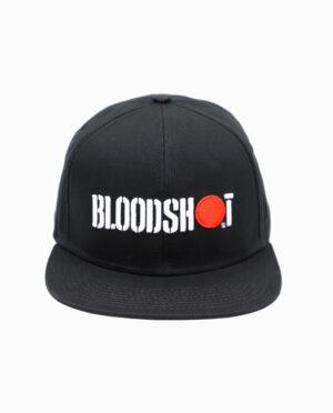 Bloodshot Snapback Hat