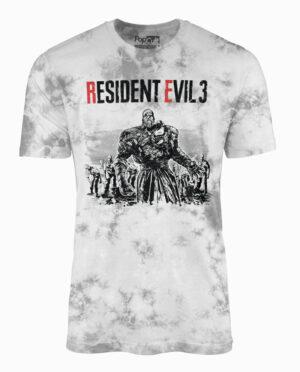 Resident Evil 3 Zombie Apocalypse T-Shirt
