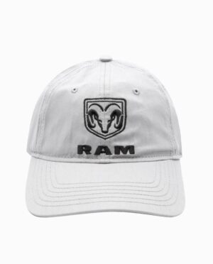 Dodge Ram Grey Leisure Hat