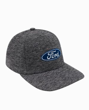 Ford Charcoal Cationic Snapback