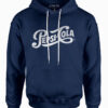 Pepsi Navy Hooded Sweatshirt