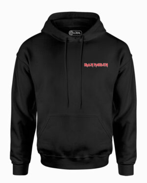Iron Maiden Shadow Hoodie Main Image