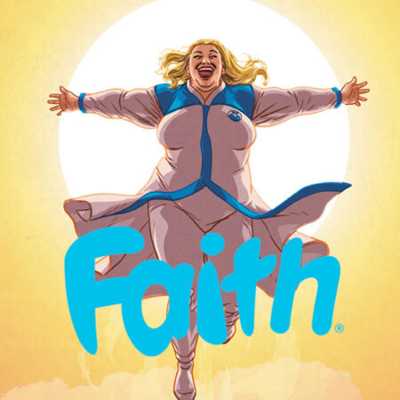 Faith – Valiant's Heroine Zephyr Comes to Pop Cult