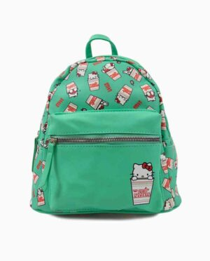 Hello Kitty X Cup Noodles Mini Backpack Main Image