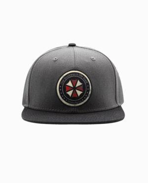SB18355RESU-resident2-evil-umbrella-co-snapback-hat-front