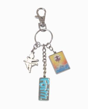 Valiant Faith Keychain Main Image
