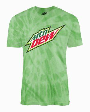 Mountain Dew Green Wash T-Shirt