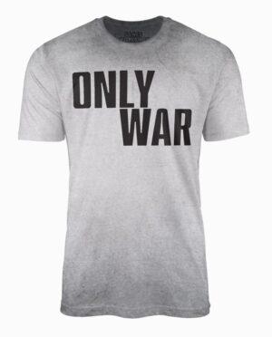 Warhammer 40K Only War Vintage Grey T-Shirt