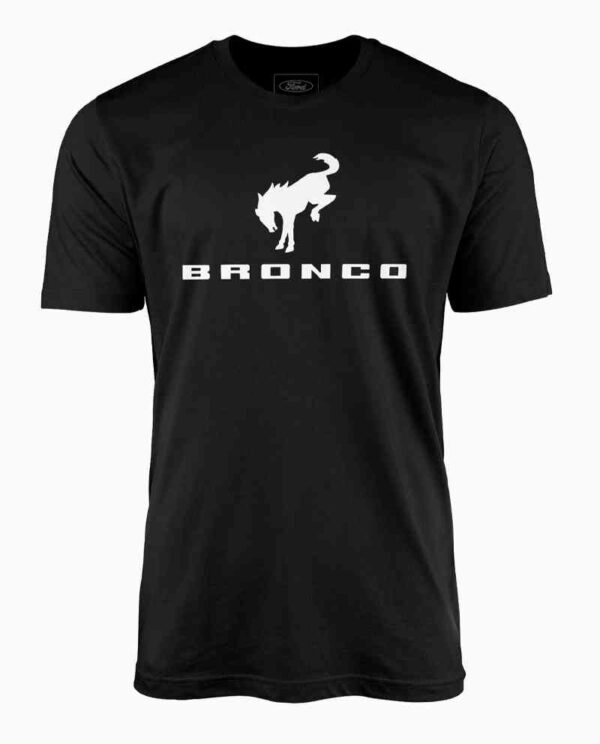 Ford Bronco Black T-Shirt