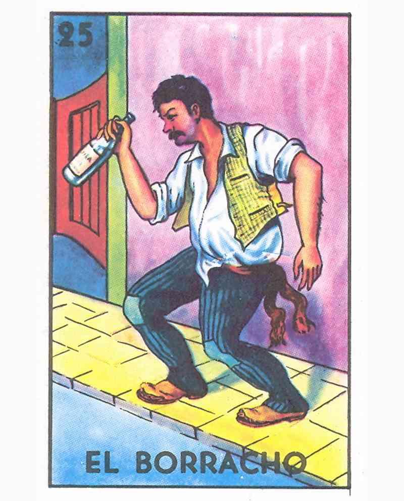 EL Borracho Main Image