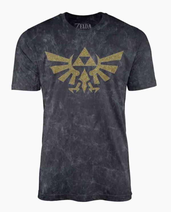 Nintendo Vintage Wash T-Shirt Main Image